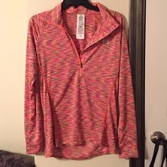 Under armour half zip, NWT Super cute Under Armour Tops