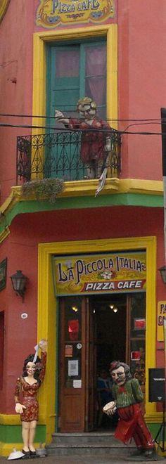 ~La Boca. Buenos Aires, ARGENTINA | House of Beccaria#