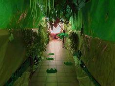 decoracion de colegios la selva - Buscar con Google