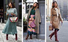 50 крутейших осенних образов на каждый день для стильных дам — Мой милый дом Duster Coat, Womens Fashion, Jackets, Outfits, Street Styles, Menu, Ideas, Work Outfits, Down Jackets
