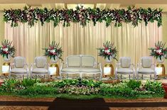 46 ideas wedding backdrop design altars for 2019 Wedding Backdrop Design, Outdoor Wedding Decorations, Backdrop Decorations, Outdoor Wedding Venues, Ceremony Backdrop, Wedding Centerpieces, Wedding Table, Wedding Backdrops, Flowers Decoration