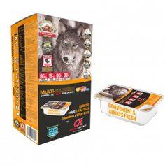ALPHA SPIRIT | Multi-Protein es un alimento con única formula multiproteica que aporta a tu perro una amplia base nutricional gracias a una gran variedad proteica y múltiples aminoácidos que optimizan muchas de las funciones esenciales del organismo del perro. Compra online en www.zazbuy.com. ENVIAMOS GRATIS a Las Palmas de Gran Canaria, Tenerife, La Palma, La Gomera, El Hierro, Fuerteventura, Lanzarote. #perros #dogs #mascotas #pets #piensosparaperros #alphaspirit
