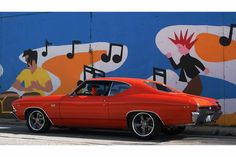 Pro Touring 1969 Chevelle SS