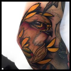 @hangdex @hangdex @hangdex #tattoo #tattoomagazine #tattooconvention #neotraditional #newtraditional #thenewtraditionalists
