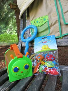 Camp Sunny Patch Session 11: Garden Bug Hunt #CampSunnyPatch