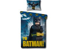 LEGO THE BATMAN MOVIE sengetøy