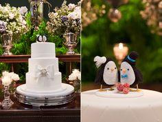 2 Estilos de Decoração para Casamentos Diurnos