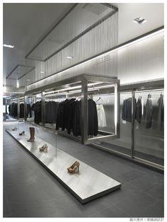 建構線設計GALLERY MORE – 遐想著藝廊的服飾店 | 準建築人手札網站 Forgemind ArchiMedia