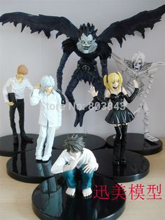 Anime W, Anime Toys, Anime Art Girl, L Death Note, Light Yagami, Anime Figurines, Anime Merchandise, Pop Vinyl Figures, Decor Crafts