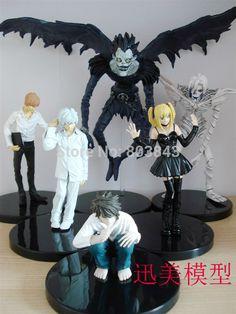 Anime W, Anime Toys, Otaku Anime, Anime Art Girl, 3d Figures, Action Figures, Figurine Anime, L Death Note, Light Yagami