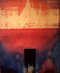 Monolith X Oil and gesso on canvas. 81x65 cm.  http://kainvk.deviantart.com
