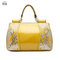 Cheap brand women bag, Buy Quality designer women bag directly from China  fashion women bags Suppliers  New 2017 Europe fashion women bag sequin  embroidery ... 9c12444d8a