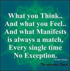 It's always in action. loa. The law of attraction, we can't turn it off. Align.