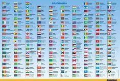 флаги стран мира с названиями страны картинки настоящего мужчину, готового