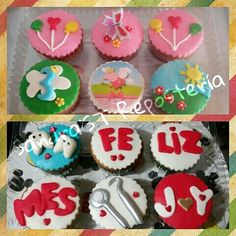 Cupcakes temáticos ...