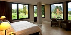 Grand Vista Rooms are 452 square feet and have a private terrace overlooking the golf course.
