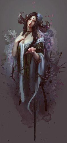 Amazing Digital Illustrations by Hsu-Yu-Hao