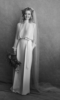 Marta Ortega in a Valentino wedding dress - most incredible 6a07d4839