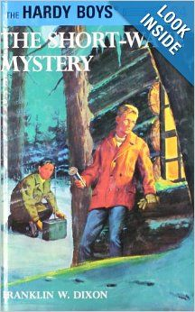The Short-Wave Mystery (Hardy Boys, Book 24): Franklin W. Dixon: 9780448089249: Amazon.com: Books