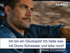 Die FILM.TV User haben Paul Walker gerade zum beliebtesten Charakter aus allen Fast & Furious-Filmen gewählt! #fastandfurious #paulwalker #f8