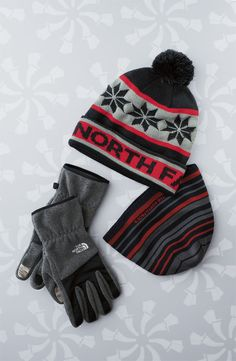 Brr, Bundle up with The North Face #Holiday #Nordstrom