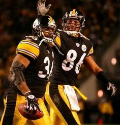Two Great Steelers!! I Miss Them!!
