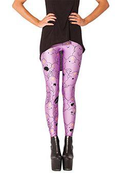 Women's Designed Digital Print Lumpy Space Princess Pattern Sexy Stretch Leggings Black Milk Show http://www.amazon.com/dp/B00NVE8FHC/ref=cm_sw_r_pi_dp_rZgpub1PW1WK6