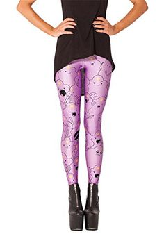 Women's Designed Digital Print Lumpy Space Princess Pattern Sexy Stretch Leggings Black Milk Show http://www.amazon.com/dp/B00NVE8FHC/ref=cm_sw_r_pi_dp_rZgpub1PW1WK6