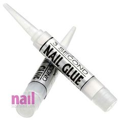 Elfa 3 Second Nail Glue | Dries In Seconds