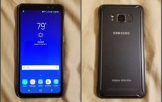 Samsung Galaxy S8 Active prematurely leaks in full 4000 mAh battery apparently in tow - Pocketnow