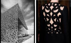 From Fashionable Architecture - Valentino vs. MuCEM