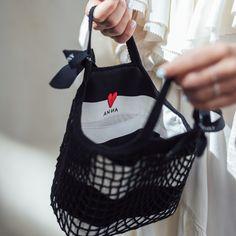 ANNA Pina net bag Net Bag, Anna, Bags, Handbags, Totes, Hand Bags, Purses, Bag