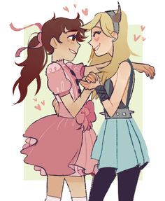 star and princess!marco