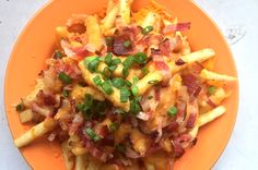 America's Most Outrageous French Fries