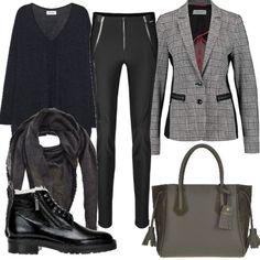 Trendy in ogni occasione  outfit donna Trendy per tutti i giorni  4c7bb078986d
