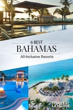 Six Best Bahamas All-Inclusive Resorts - Six Best Bahamas All-Inclusive Resorts 6 Best Bahama All-Inclusive Resorts Beach Vacation Tips, Best Island Vacation, Vacation Places, Vacation Destinations, Dream Vacations, Vacation Trips, Vacation Spots, Places To Travel, Beach Travel
