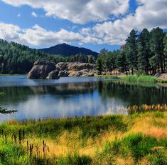 CUSTER STATE PARK ~   SOUTH DAKOTA