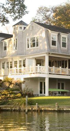 Lake Home | Donald Lococo Architects