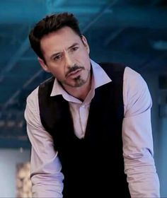 Robert Downey Jr Love