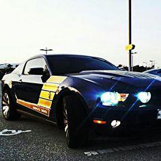 my mustang 2011 V6