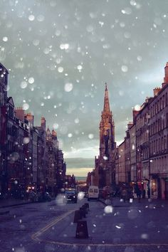 Edinburgh-- take me back