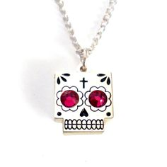 Hey, I found this really awesome Etsy listing at http://www.etsy.com/listing/104593739/the-block-head-quirky-sugar-skull