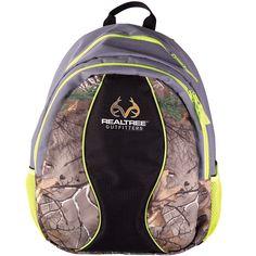 Realtree Xtra Camo Deluxe Backpack  #Realtreecamo