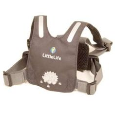 LittleLife Safety Harness The Safety Harness from LittleLife is a comfortable to wear harness that is safe and secure giving you peace of mind that your child is close by while giving them the sense of freedom and independence http://www.MightGet.com/january-2017-11/littlelife-safety-harness.asp