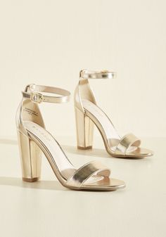 cc098467238 77 Best Metallic heels images