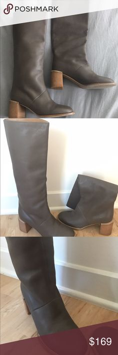 See by Chloe boots size 38 us 8 See by Chloe boots size 38. Pre-owned by only worn once! Very comfortable and color goes well with everything. See By Chloe Shoes Heeled Boots