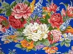 Melissa Blue Ralph Lauren Print