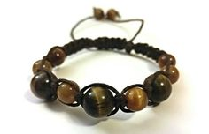This lovely Handmade Hero Bracelet features Tigers Eye beads, knotted with Dark Brown Hemp. Adjustable sliding clasp for closure. Https://www.etsy.com/listing/257343942/dark-brown-hemp-bracelet-with-tigers-eye