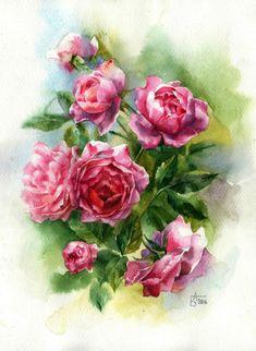 (7) Gallery.ru / Фото #3 - Но больше всех люблю, конечно, розу... - Anneta2012