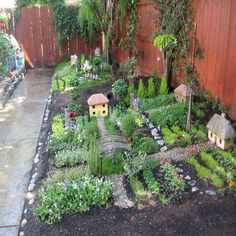 Where did you find so many miniature trees and bushes? I'm building a garden railroad, and I need a good source for these types of plants. Thanks
